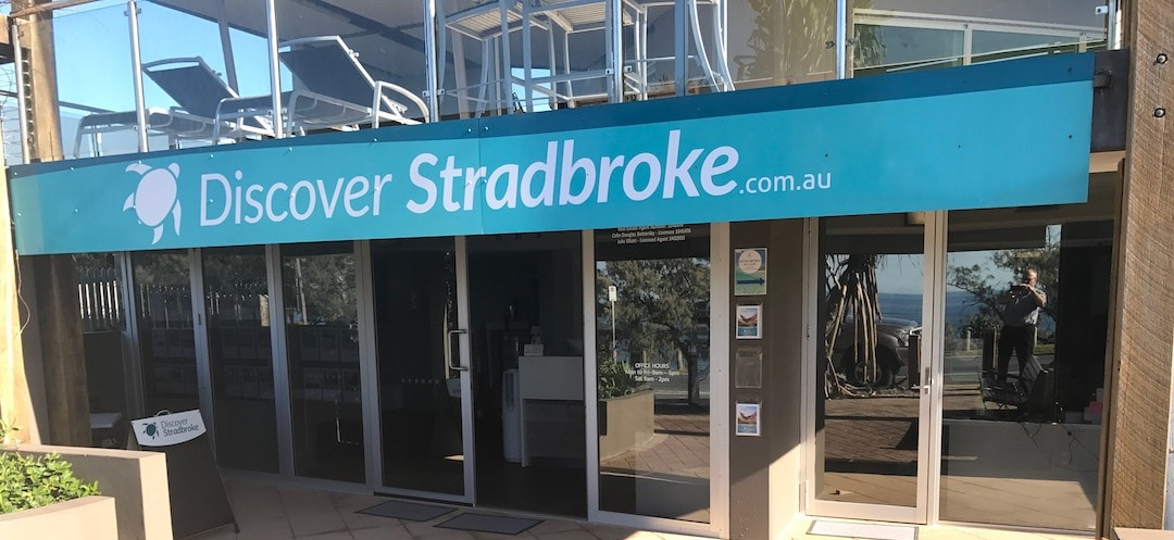 Discover Stradbroke Office